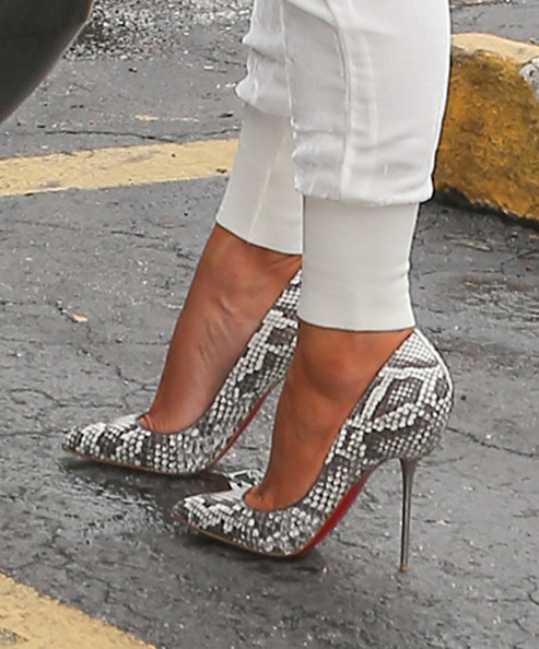 Kim Kardashian Shoes