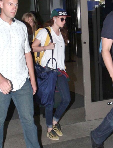 Kristen Stewart Oversized Shopper Bag