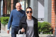 Kyle Richards Metallic Tote