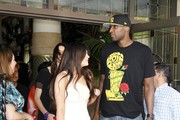 Lamar Odom Ripped Jeans