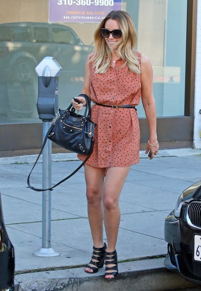 More Pics of Lauren Conrad Shirtdress (5 of 31) - Lauren Conrad Lookbook - StyleBistro
