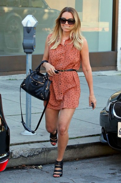 More Pics of Lauren Conrad Shirtdress (4 of 31) - Lauren Conrad Lookbook - StyleBistro