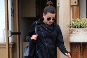 Lea Michele Zip-up Jacket