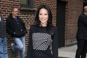 Lucy Liu Cocktail Dress