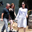 Madeleine Stowe and May Benben
