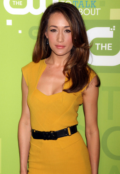 Maggie Q Accessories