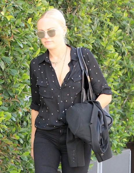Malin Akerman Cateye Sunglasses