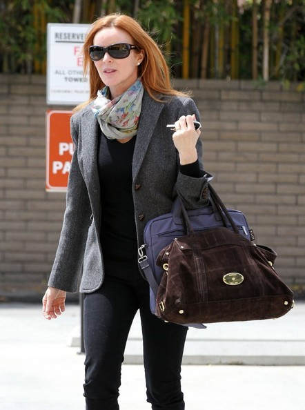 More Pics of Marcia Cross Tweed Jacket (1 of 10) - Tweed Jacket Lookbook - StyleBistro
