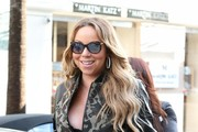 Mariah Carey Cateye Sunglasses
