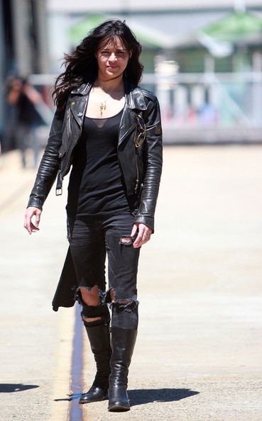 Michelle Rodriguez Shoes