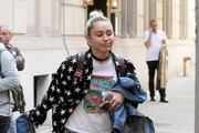 Miley Cyrus Fleece Jacket
