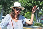 Minnie Driver and Henry Driver Photo