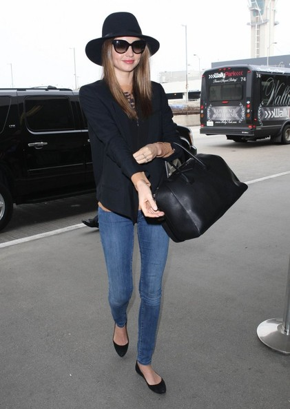 More Pics of Miranda Kerr Blazer (2 of 20) - Miranda Kerr Lookbook - StyleBistro