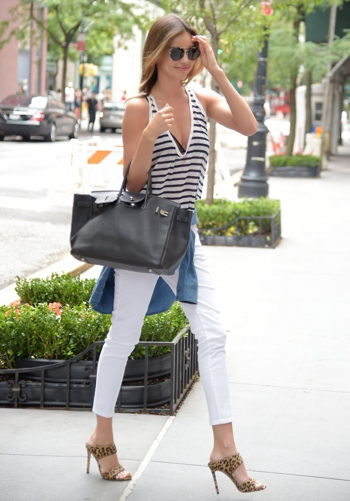 Miranda Kerr Out & About