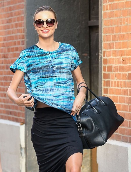 More Pics of Miranda Kerr Long Skirt (1 of 12) - Miranda Kerr Lookbook - StyleBistro