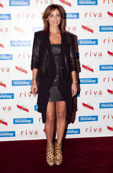Natalie Imbruglia Leather Jacket