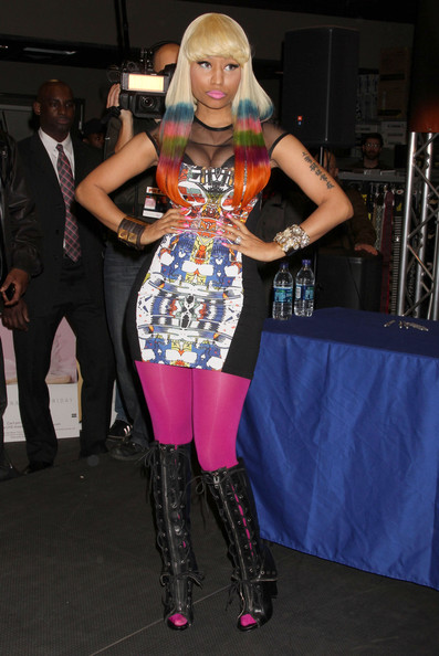 Nicki Minaj Tights