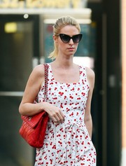 Nicky Hilton got majorly retro with these Tom Ford cateye sunglasses while out and about in SoHo.