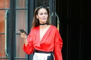 Nicole Trunfio Wrap Dress
