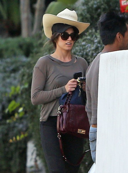 More Pics of Nikki Reed Cowboy Boots (1 of 16) - Boots Lookbook - StyleBistro