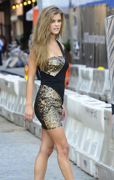 Nina Agdal Clothes