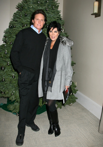More Pics of Kris Jenner Short Side Part (1 of 3) - Short Side Part Lookbook - StyleBistro
