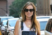 Olivia Wilde Cateye Sunglasses