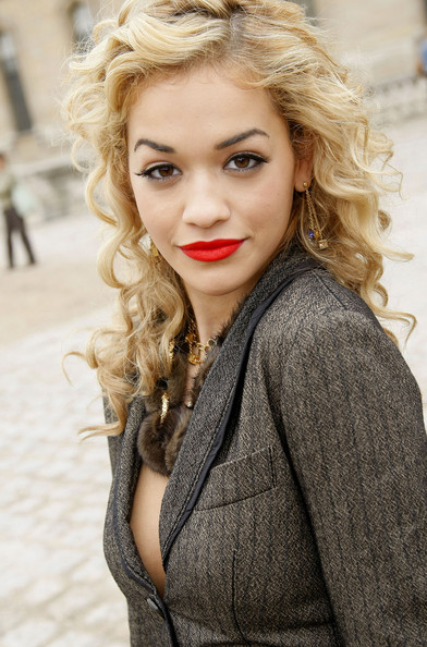More Pics of Rita Ora Rimless Sunglasses (1 of 8) - Rimless Sunglasses Lookbook - StyleBistro