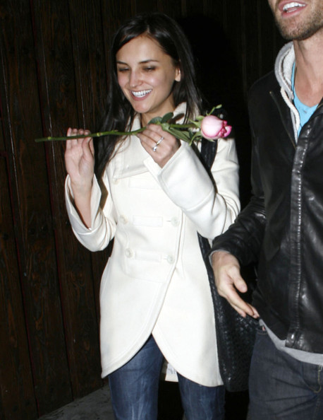 Rachael Leigh Cook Wool Coat