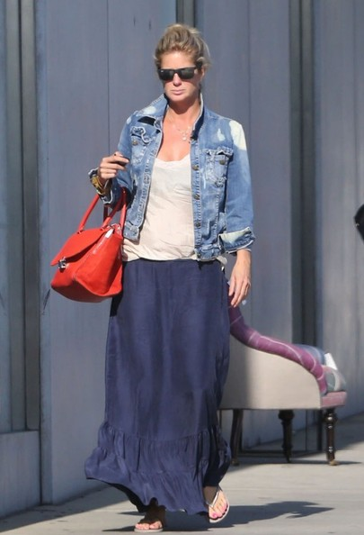 Rachel Hunter Denim Jacket
