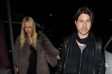 Rachel Zoe Rodger Berman Celebrities Celebrate Balthazar Getty's Birthday at Nice Guy Nightclub