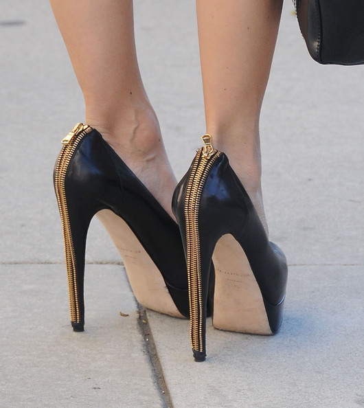 More Pics of Rachel Zoe Platform Pumps (4 of 83) - Rachel Zoe Lookbook - StyleBistro