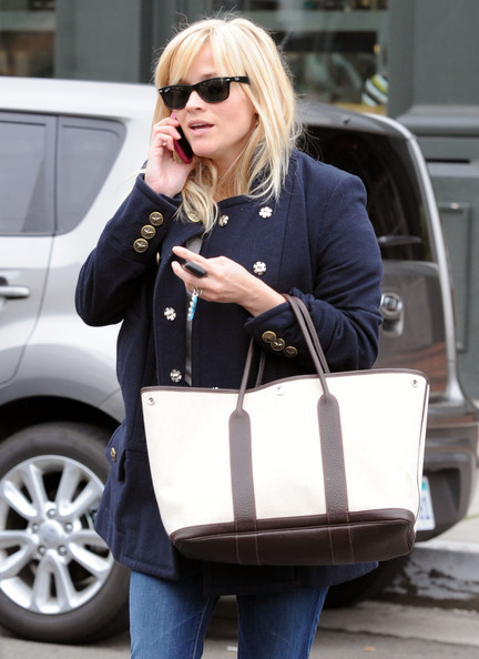 More Pics of Reese Witherspoon Knee High Boots (1 of 11) - Reese Witherspoon Lookbook - StyleBistro