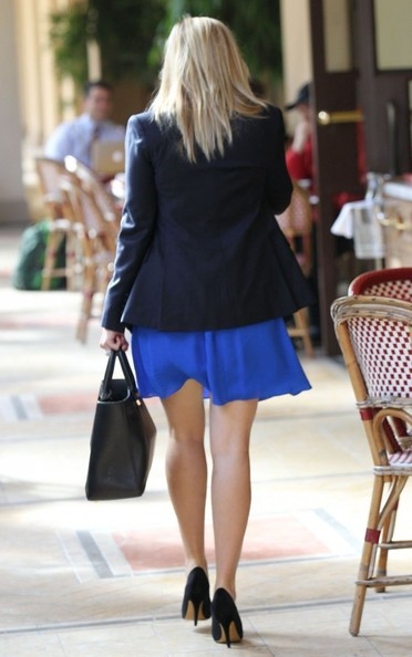 More Pics of Reese Witherspoon Blazer (1 of 26) - Outerwear Lookbook - StyleBistro