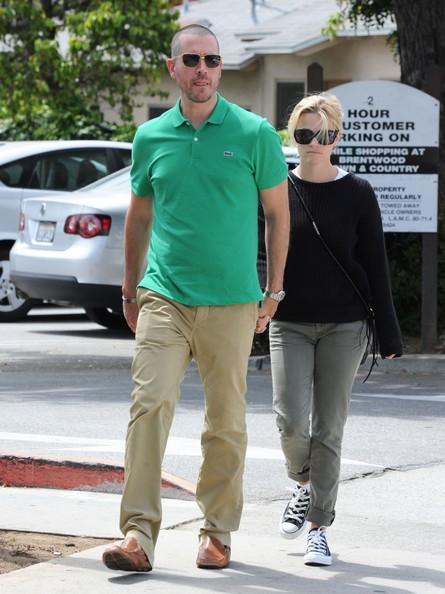 Reese Witherspoon Khakis