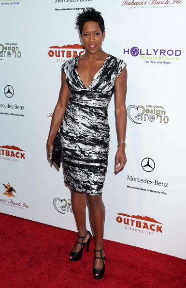Regina King Cocktail Dress