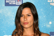 Rhona Mitra Medium Wavy Cut
