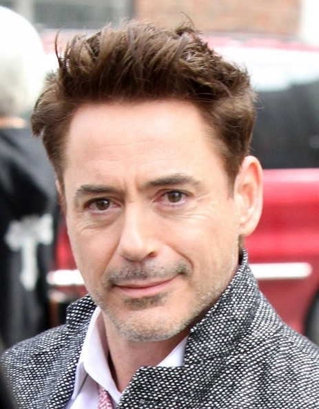 More Pics of Robert Downey Jr. Blazer (1 of 7) - Blazer Lookbook - StyleBistro