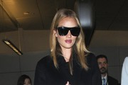 Rosie Huntington-Whiteley Square Sunglasses