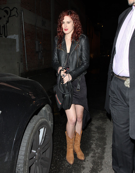 Rumer Willis Shoes