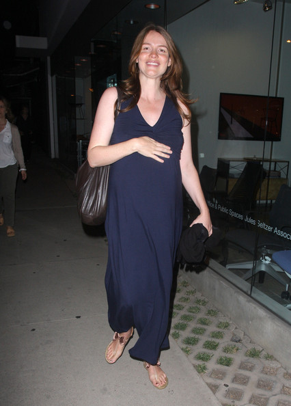 Saffron Burrows Clothes
