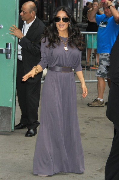 More Pics of Salma Hayek Jumpsuit (5 of 17) - Jumpsuit Lookbook - StyleBistro