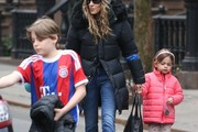 Sarah Jessica Parker and James Wilke Broderick Photo