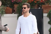Scott Disick Long Sleeve T-Shirt