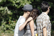 Justin Bieber and Selena Gomez Photo