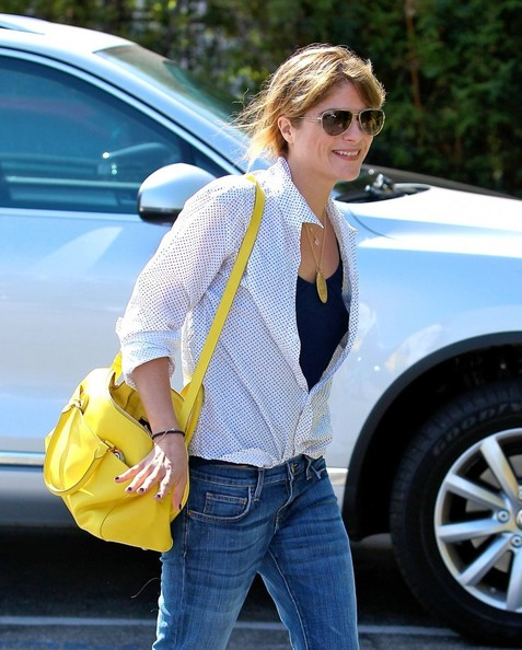 More Pics of Selma Blair Skinny Jeans (1 of 11) - Skinny Jeans Lookbook - StyleBistro