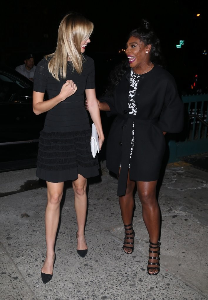 Serena Williams Strappy Sandals Serena Williams Looks
