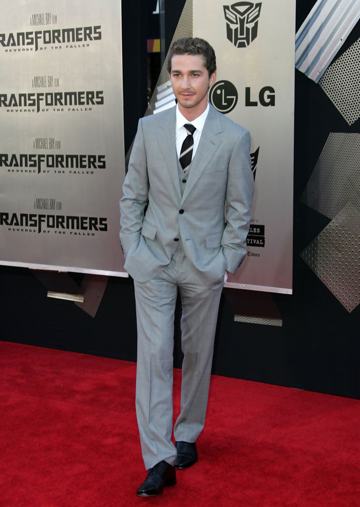Shia Labeouf Men S Suit Shia Labeouf Suits Looks