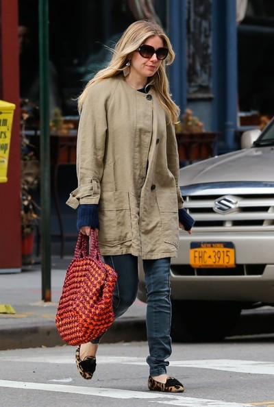 More Pics of Sienna Miller Skinny Jeans (3 of 8) - Sienna Miller Lookbook - StyleBistro