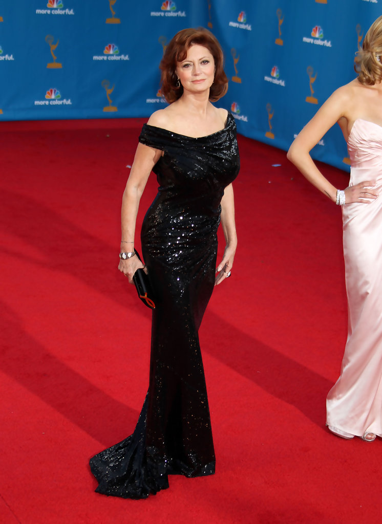 Susan Sarandon Beaded Dress Susan Sarandon Looks